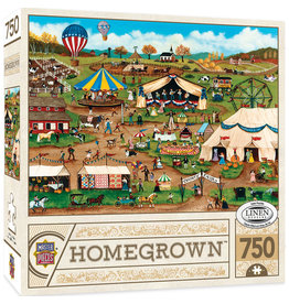 Master Pieces Homegrown - Country Fair 750 pc Puzzle