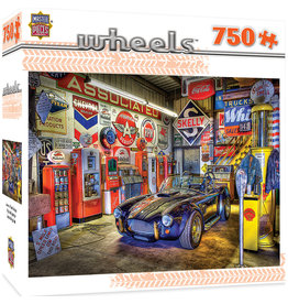 Master Pieces Wheels - Jewel of the Garage 750 pc Puzzle