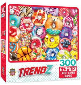 Master Pieces Trendz - Donut Resist 300 pc EZGrip Puzzle