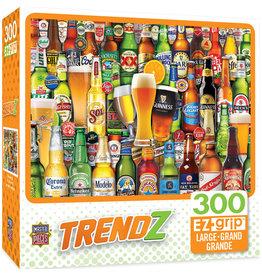Master Pieces Trendz - Bottoms Up 300 pc EZGrip Puzzle