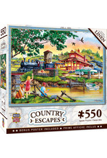 Master Pieces Country Escapes - Apple Express 550 pc Puzzle