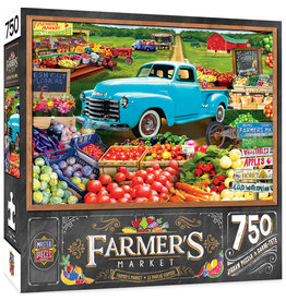 Master Pieces Farmer's Market - Locally Grown 750 pc Puzzle