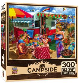 Master Pieces Campside - Trip to the Coast 300 pc EZGrip Puzzle