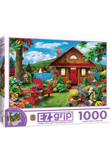 Master Pieces A Perfect Summer 1000 pc EZGrip Puzzle