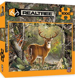 Master Pieces RealTree - Backcountry Buck 1000 pc Puzzle
