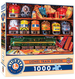 Master Pieces Lionel - Well Stocked Shelves 1000 pc Puzzle