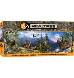 Master Pieces RealTree - 1000 pc Panoramic Puzzle