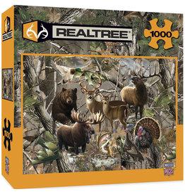Master Pieces RealTree - Open Season 1000 pc Puzzle