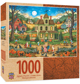 Master Pieces Halloween - Lucky Thirteen 1000 pc Puzzle