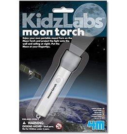 4M KidzLabs Moon Torch