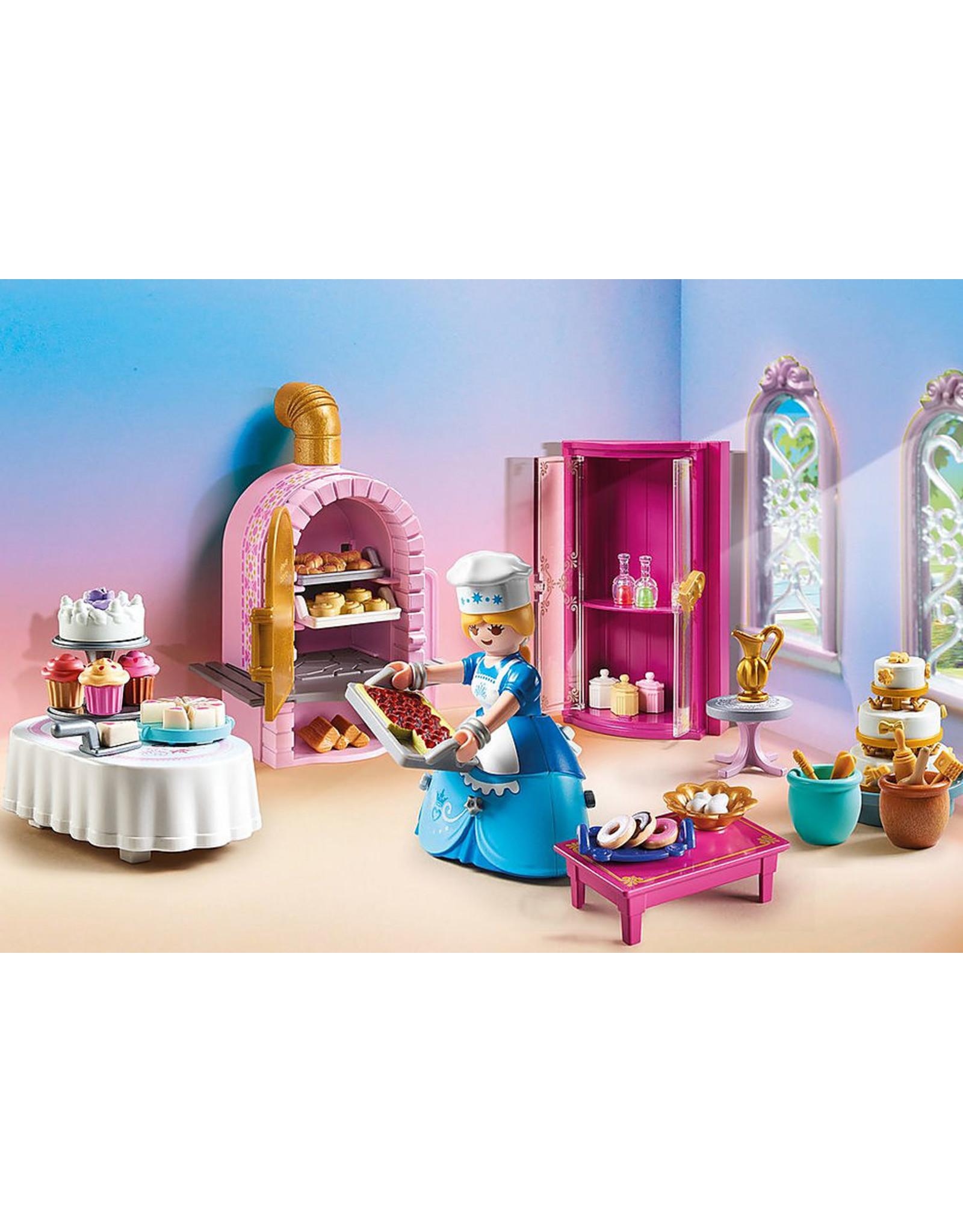 Playmobil Castle Bakery