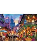 Master Pieces Colorscapes - New Orleans Style 1000 pc Puzzle