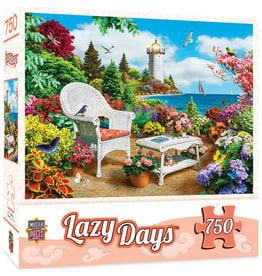 Master Pieces Lazy Days - Memories 750 pc Puzzle