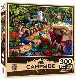 Master Pieces Campside - Campsite Trouble 300 pc