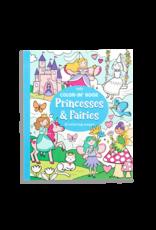 Ooly Coloring Book - Princess & Fairies