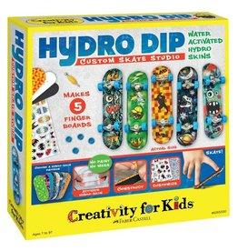 Creativity For Kids Hydro-Dip Custom Skate Studio