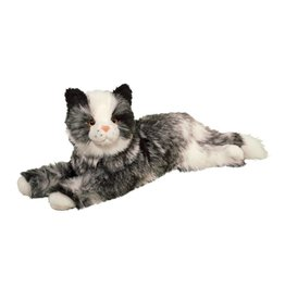 Douglas Zoey DLux Black & White Cat