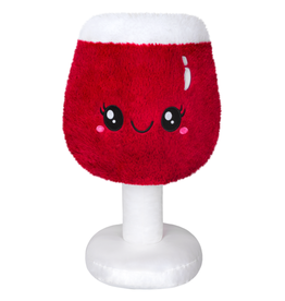 Squishable Squishable Boozy Buds Red Wine Glass