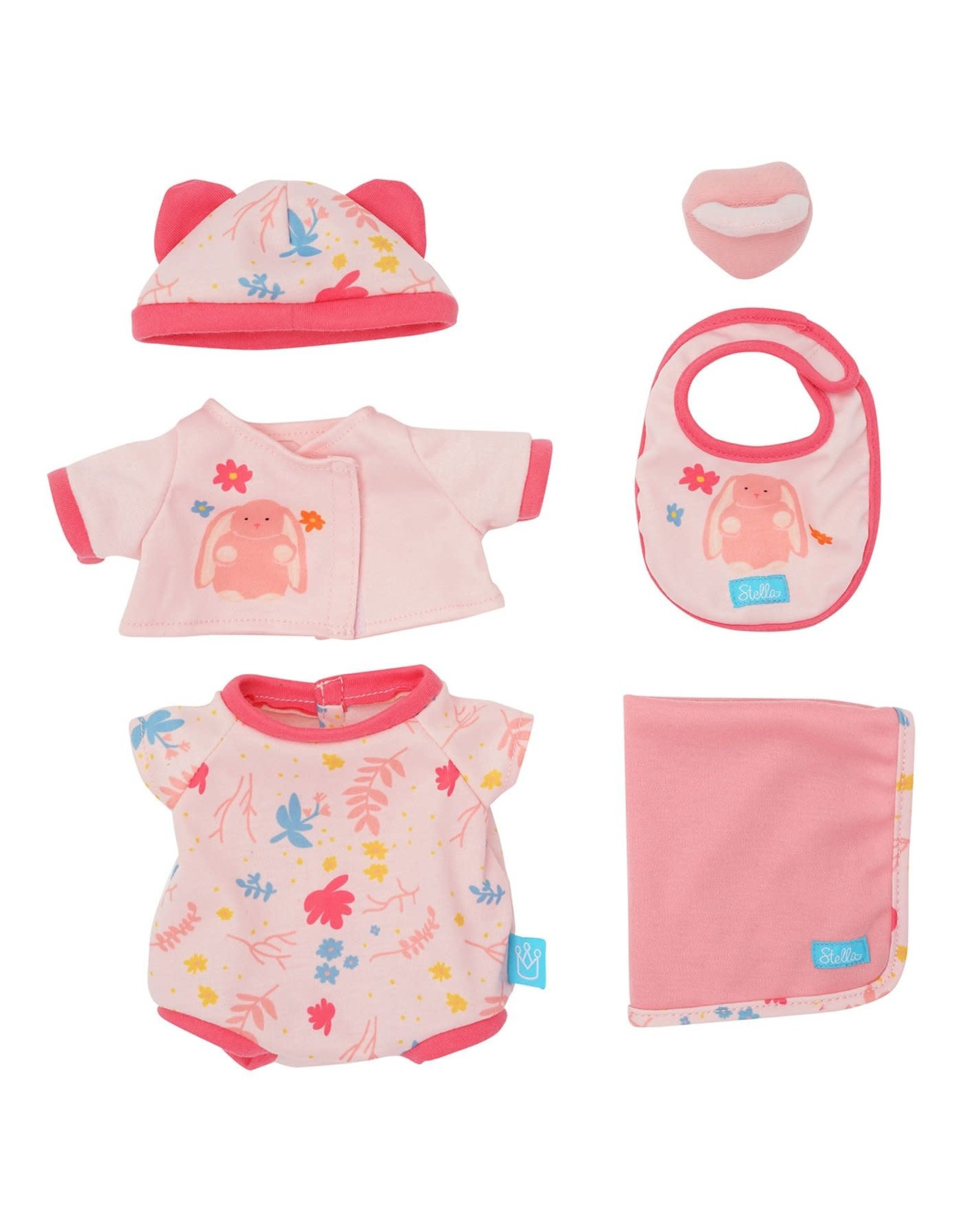 Baby Stella Baby Stella Welcome Baby Doll Accessory Set