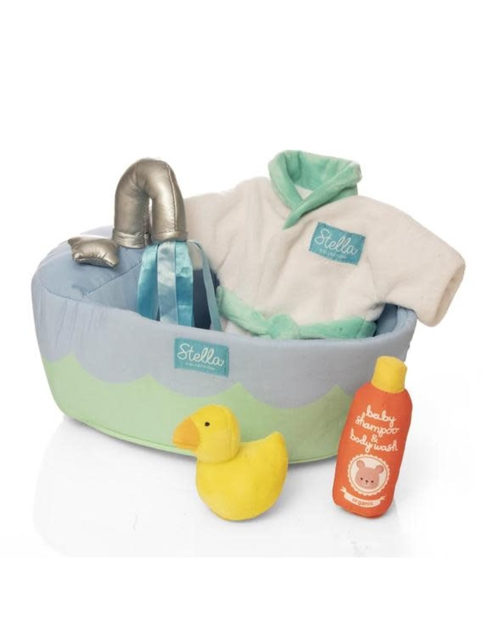Baby Stella Baby Stella Collection Bath Tub Set