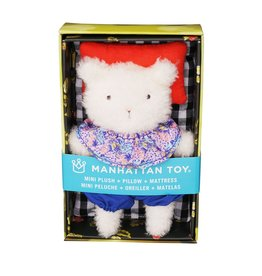 The Manhattan Toy Company Little Nook Lily Cat