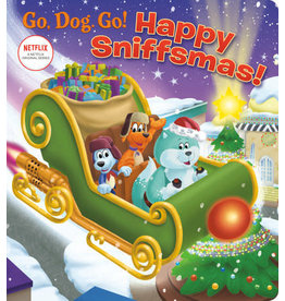Happy Sniffsmas! (Netflix: Go, Dog. Go!)