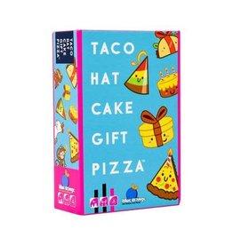 Blue Orange Games Taco Hat Cake Gift Pizza