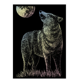 Royal & Langnickel Mini EGRVart Lone Wolf