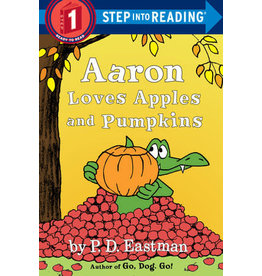 Step Into Reading Step Into Reading - Aaron Loves Apples and Pumpkins (Step 1)