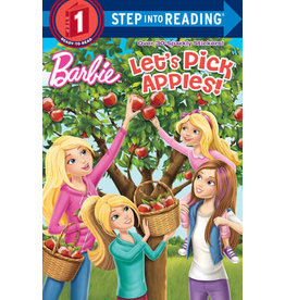Step Into Reading Step Into Reading - Let's Pick Apples! (Barbie) (Step 1)