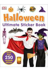 Ultimate Sticker Book Halloween