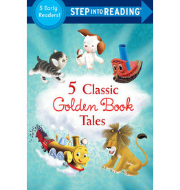 Step Into Reading Step Into Reading - Five Classic Golden Book Tales