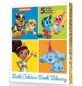 Little Golden Books Nickelodeon Little Golden Book Library