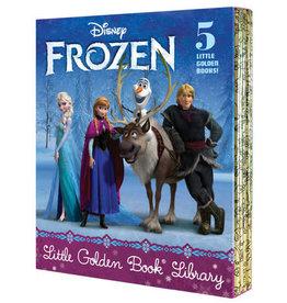Little Golden Books Frozen Little Golden Book Library