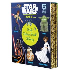 Little Golden Books Star Wars: I Am a...Little Golden Book Library