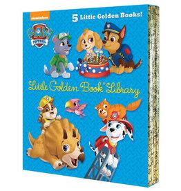 Little Golden Books PAW Patrol Little Golden Book Library
