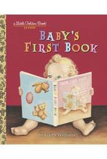Little Golden Books Baby's First Book Little Golden Book