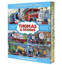 Little Golden Books Thomas & Friends Little Golden Book Library