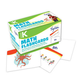 Sylvan Kindergarten Math Flashcards