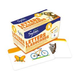 Sylvan Pre-K Letters Flashcards