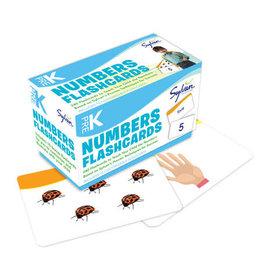Sylvan Pre-K Numbers & Shapes Flashcards
