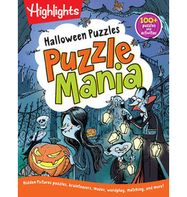 Highlights Highlights Halloween Puzzles