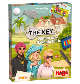 Haba The Key - Murder at the Oakdale Club