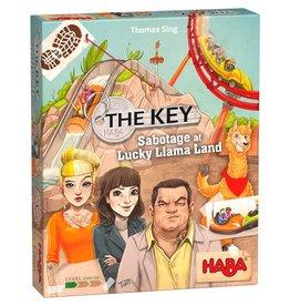 Haba The Key - Sabotage at Lucky Llama Land
