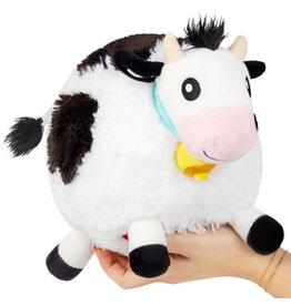 Squishable Mini Squishable Black & White Cow