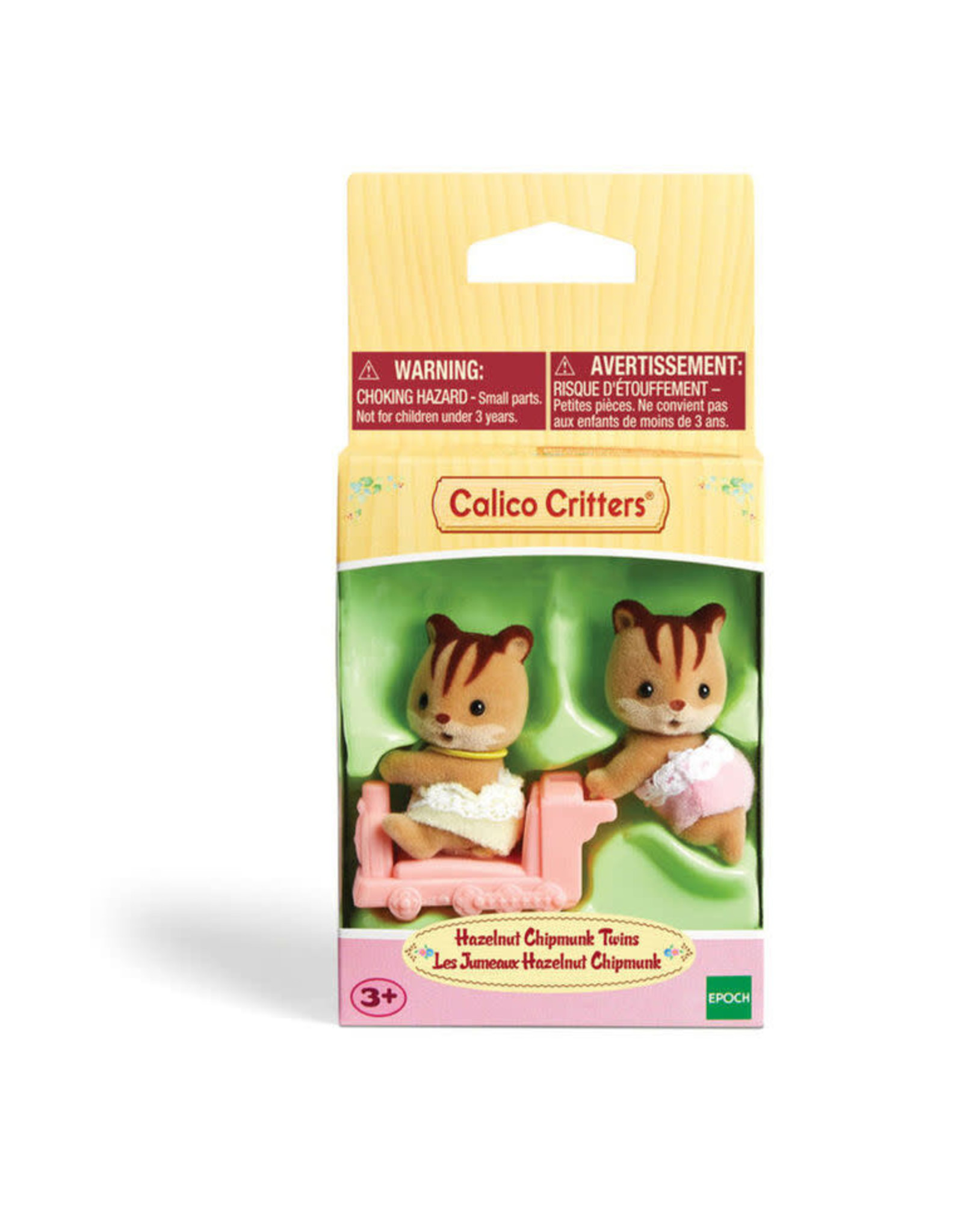 Calico Critters Calico Critters Hazelnut Chipmunk Twins