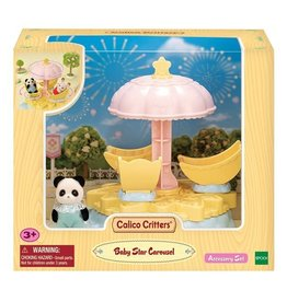 Calico Critters Calico Critters Baby Star Carousel