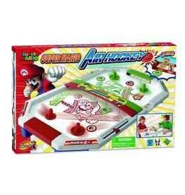 Super Mario Air Hockey