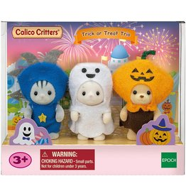 Calico Critters Calico Critters Trick or Treat Trio - Limited Edition