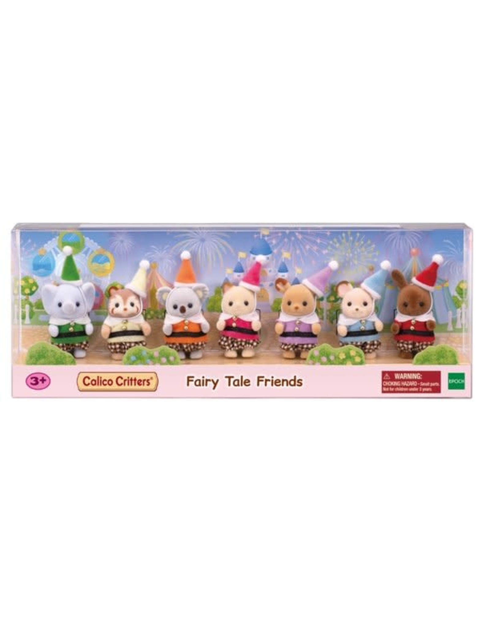 Calico Critters Calico Critters Fairy Tale Friends